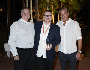 Graeme Holm Infinity Group Australia Win diversification award